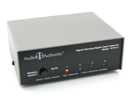 The Audio Authority 1177A-1