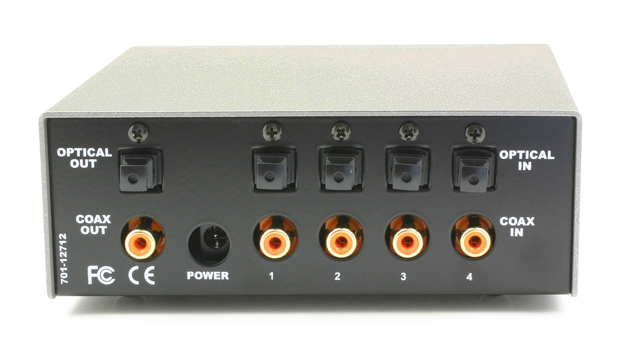 Toslink switch