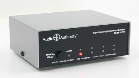 The Audio Authority 1177A.