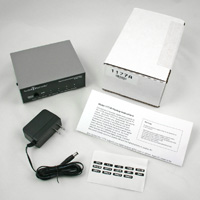 Audio Authority 1177A package contents