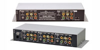 Audio Authority 1185ci 1x4 YPbPr or RGBHV Distribution Amp / Splitter