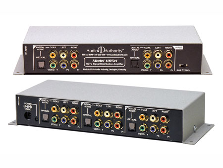 Audio Authority 1185ci Mulit-mode HD Distribution Amplifier