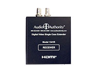 Audio Authority HXE-11 HDMI over Single Coax Distribution System, Receiver