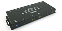 Audio Authority 1392B 1x8 4K Ultra HD HDMI Distribution Amplifier / Splitter