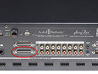 Audio Authority 802-674 use with SF-16M