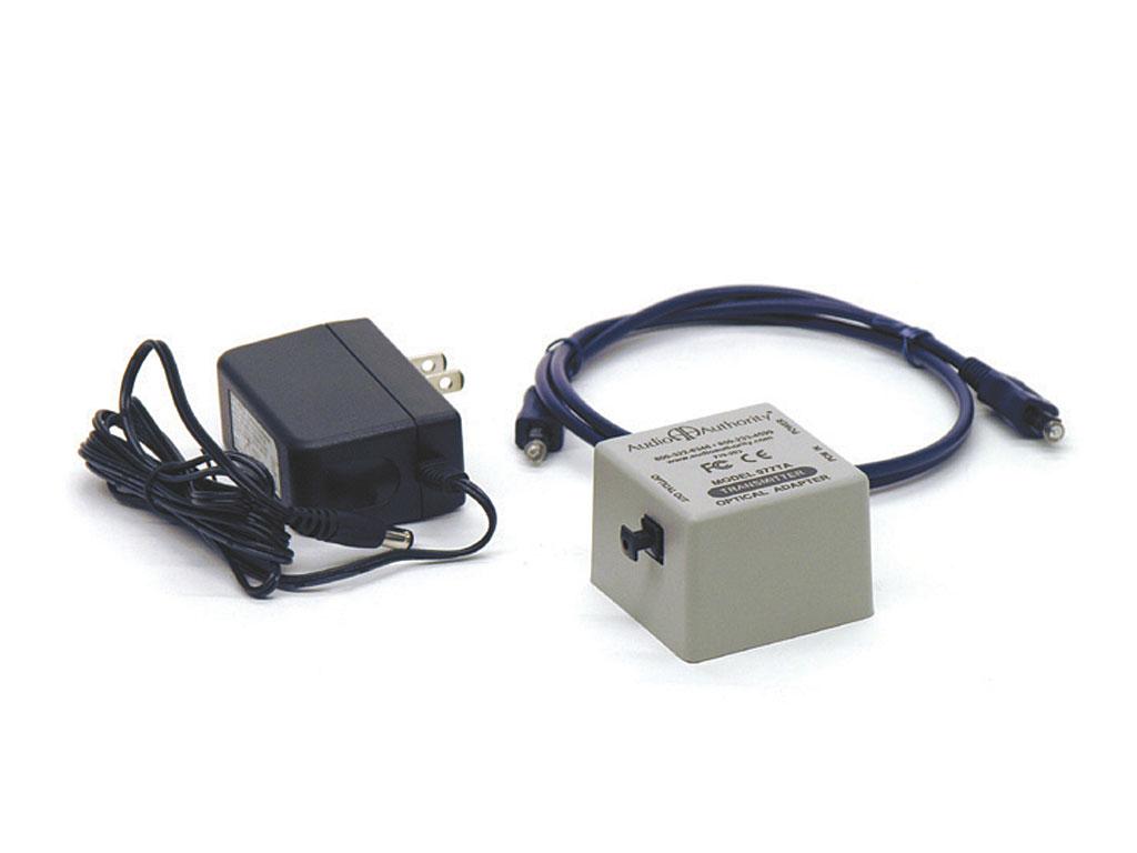 Audio Authority 977TPO Coaxial to TOSLink Optical Digital Audio ...