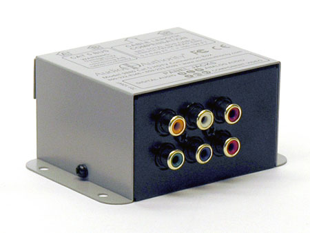 Audio Authority 9880T Enclosed Transmitter