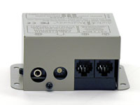 Audio Authority 9880T Enclosed Transmitter, back view