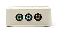 Audio Authority 9A60A High-Definition VGA to Component Video Transcoder - output side