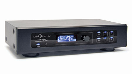 Audio Authority ADX-0808 8x8 Audio Matrix Switcher