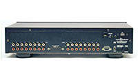 Audio Authority ADX-0808 - back panel
