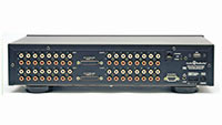 Audio Authority ADX-1616 - back panel