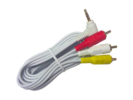 iPod A/V Interface Cable, 42-105-3