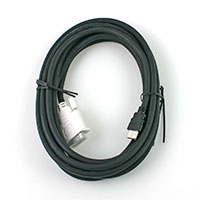 "Cable Solutions ""FV Series"" DVI-D to HDMI Digital Cable"