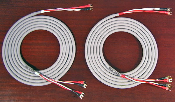 Canare 4s11 star quad bi wire speaker cables 25m vampire wire canare 4s11 star quad speaker cables stereo pair bi wire configuration asfbconference2016