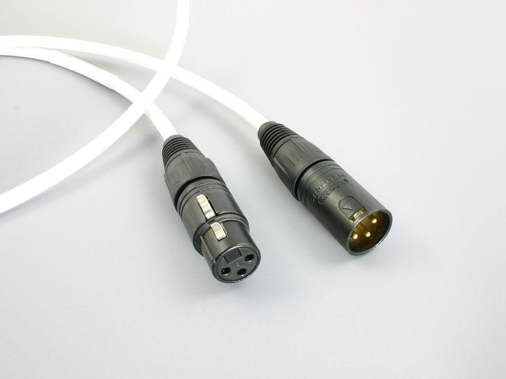 Canare L 4e6s Balanced Xlr Audio Interconnect Cable 16m