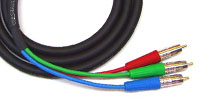 Canare V3-3C Jacketed Component Video Cables