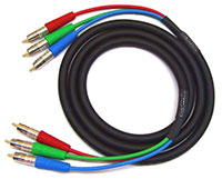 Canare V3-3C Jacketed Component Video Cable