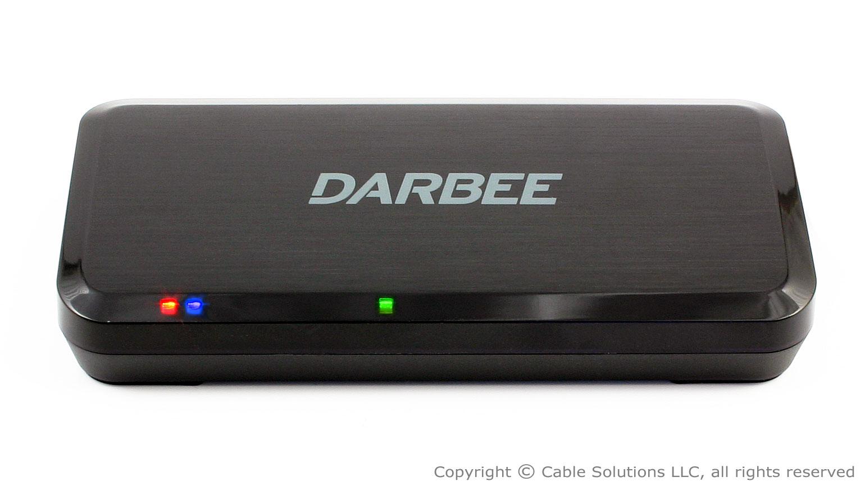DarbeeVision DVP-5000S HDMI Video Enhancer