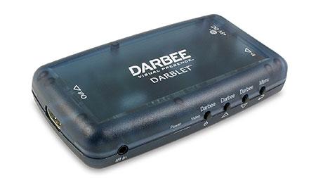 DarbeeVision DVP-5000 Darblet Video Processor