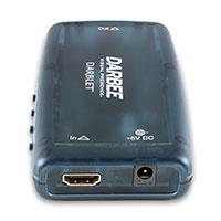 Darbeevision DVP-5000 Darblet, Input Connectors