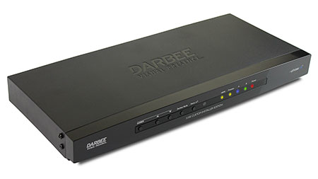 DarbeeVision DVP-5100CIE DVP-5100CIE Custom Installer Edition Video Processor