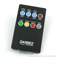 DarbeeVision DVP-5100CIE DVP-5100CIE Custom Installer Edition Video Processor, remote control