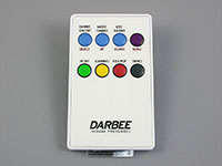Included IR Remote Control for Darbeevision DVP-5000 Darblet
