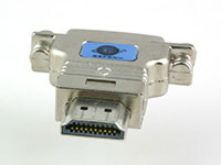 Gefen ADA-HDMIM-2-DVIF HDMI-male to DVI-female adapter, HDMI contact points