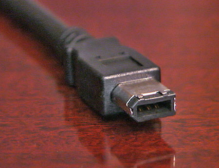 Gefen FireWire 400 Cable, High-Performance
