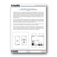 Intelix ASW-WP Tech Specs, PDF format