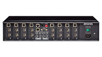 Intelix DIGI-88B 8x8 HDMI Matrix Switcher / HDBaseT Distribution System , back panel