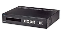 Intelix DIGI-88B 8x8 HDMI Matrix Switcher / HDBaseT Distribution System , front-right