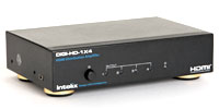 Intelix DIGI-HD-1X4 HDMI and IR via Twisted Pair Distribution System