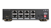 Intelix DIGI-HD-1X4 HDMI and IR via Twisted Pair Distribution System - back panel