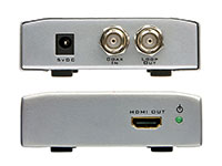 Intelix DIGI-HD-COAX2-R HDMI over Coax Extender - receiver unit panel drawings