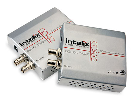Intelix DIGI-HD-COAX2 HDMI over Coax Extender