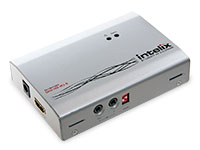Intelix DIGI-HD-IR3-R Twisted-Pair HDMI and bi-directional IR Enclosed Receive Balun