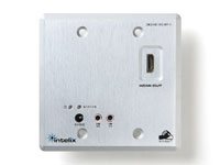 Intelix DIGI-HD-IR3-R Twisted-Pair HDMI and IR Wallplate Receive Balun