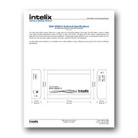 Intelix DIGI-HD60 Tech Specs - PDF
