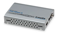Intelix DIGI-HD60C-R HDMI, bi-directional IR, RS232 and Ethernet via HDBaseT Receiver, front-right