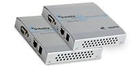 Intelix DIGI-HDE HDMI, Ethernet, IR and RS232 Extender System