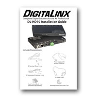Intelix DL-HD70 Manual, PDF