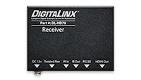 Intelix DL-HD70 Receiver, Top