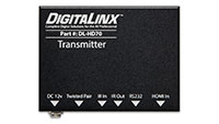 Intelix DL-HD70 Transmitter, Top