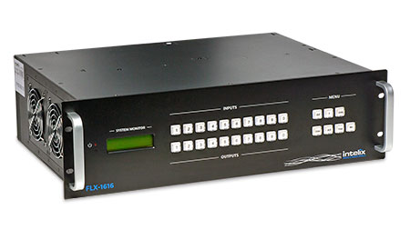 Intelix FLX-1616 Flex Matrix Distribution System