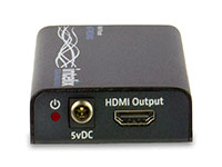 Intelix INT-IPEX1002  HDMI over IP Decoder Unit, HDMI Output end