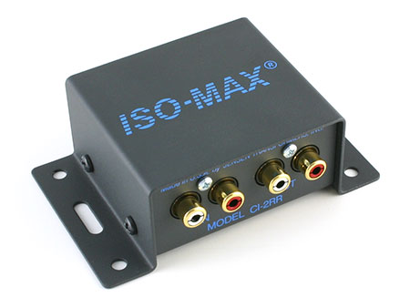 Jensen Transformers CI-2RR ISO-MAX Stereo Audio Ground Isolator