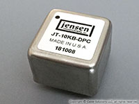 Jensen Transformers JT-10KB-DPC front-right view