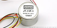 Jensen Transformers JT-11P-1 Line input transformer with 1:1 ratio